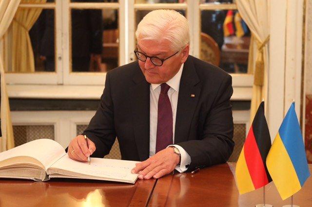 Президент Німеччини прибув до Львова, - ФОТО, фото-4, Фото: ЛМР