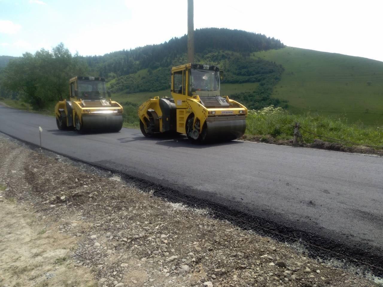 На Львівщині ремонтують дорогу «Турка-Східниця», - ФОТО, фото-5, Фото: ЛОДА