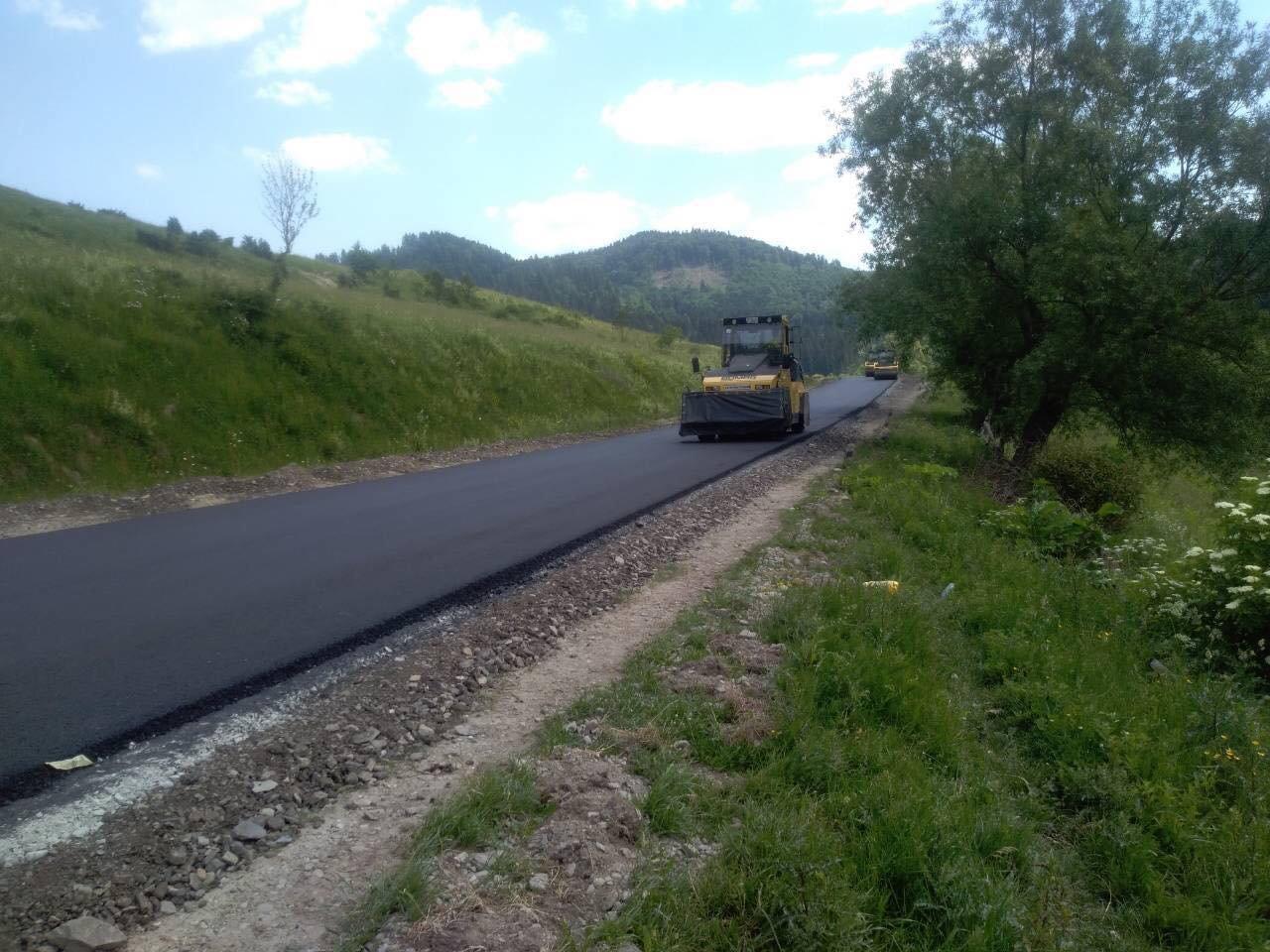 На Львівщині ремонтують дорогу «Турка-Східниця», - ФОТО, фото-3, Фото: ЛОДА