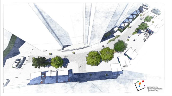 Візуалізація: Інститут просторового розвитку/ Facebook.