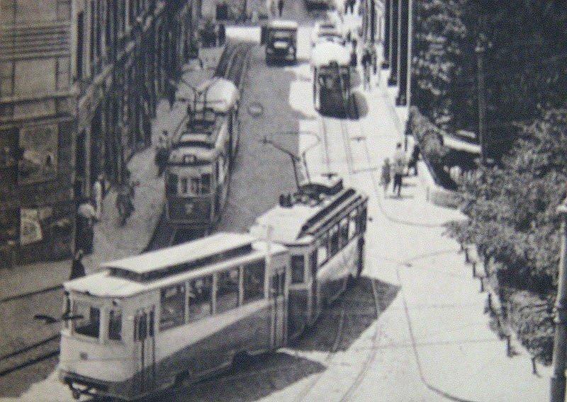 Як змінювався електротранспорт Львова. Раритетні фото, фото-5