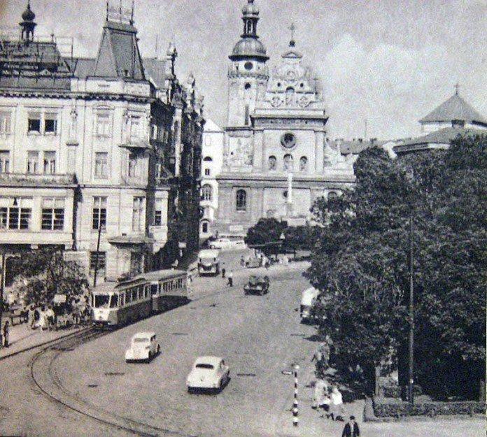 Як змінювався електротранспорт Львова. Раритетні фото, фото-6