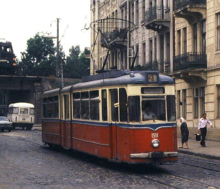 Як змінювався електротранспорт Львова. Раритетні фото, фото-8