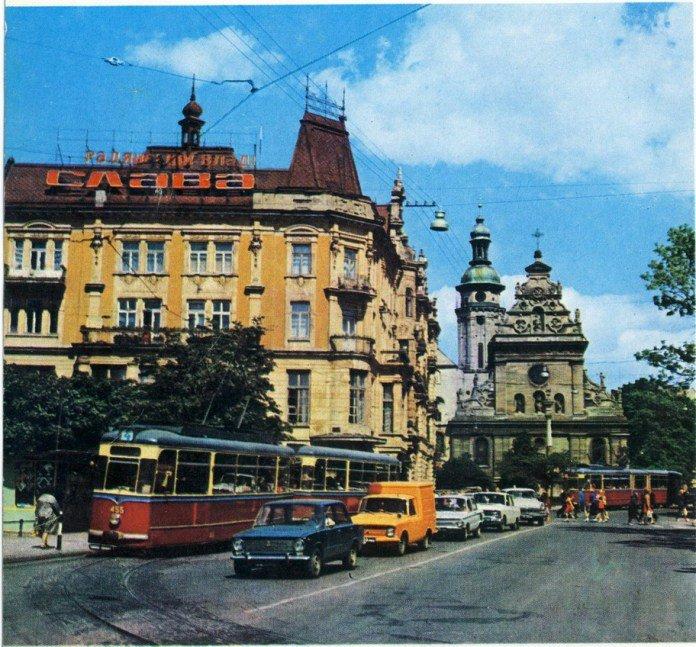 Як змінювався електротранспорт Львова. Раритетні фото, фото-7