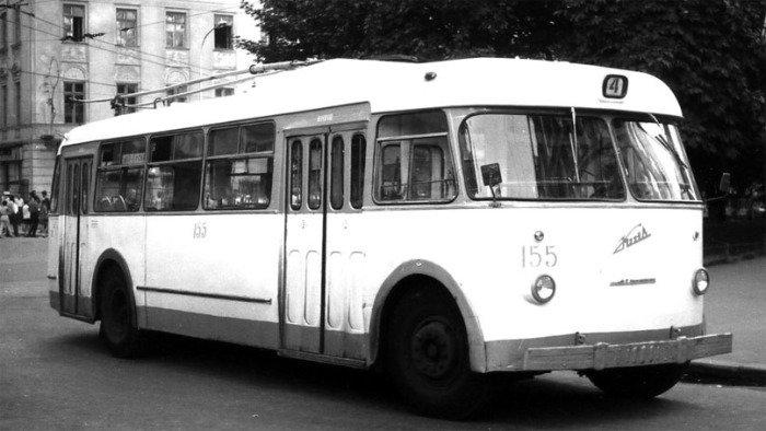 Як змінювався електротранспорт Львова. Раритетні фото, фото-11