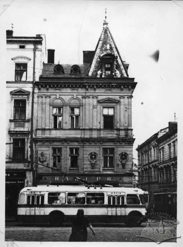 Як змінювався електротранспорт Львова. Раритетні фото, фото-10