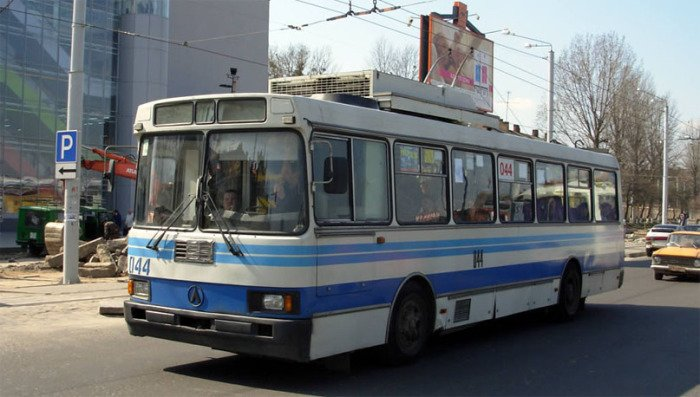 Як змінювався електротранспорт Львова. Раритетні фото, фото-13