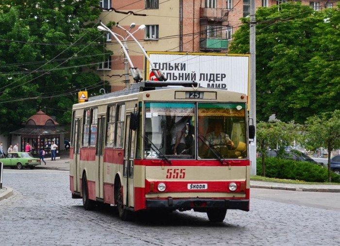 Як змінювався електротранспорт Львова. Раритетні фото, фото-12