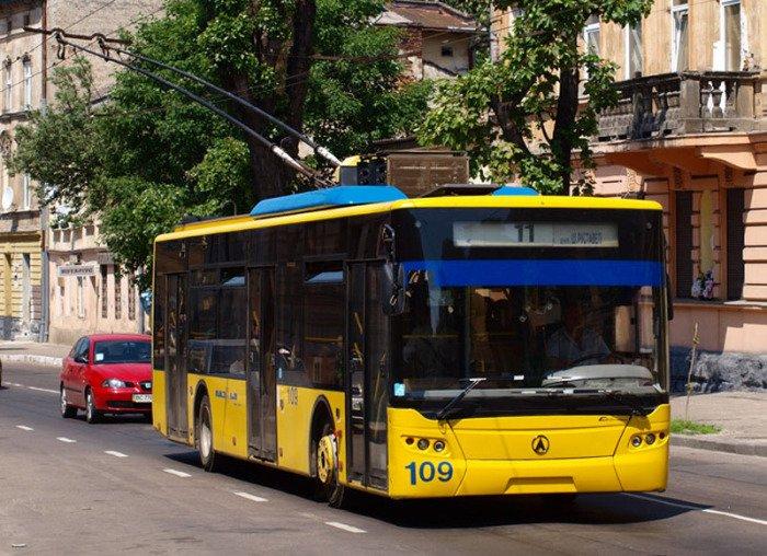 Як змінювався електротранспорт Львова. Раритетні фото, фото-14