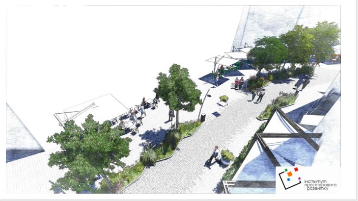 Візуалізація: Інститут просторового розвитку