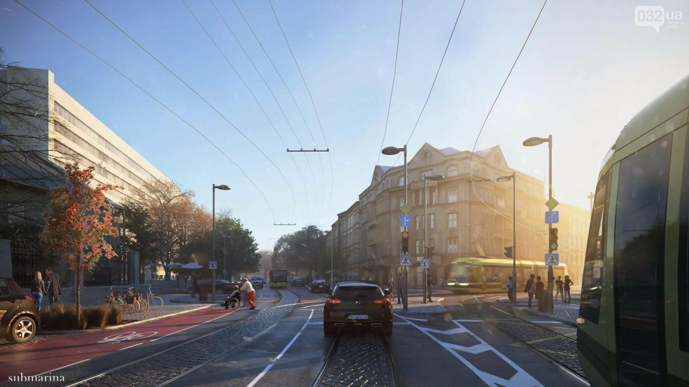 Візуалізація: Інститут міста