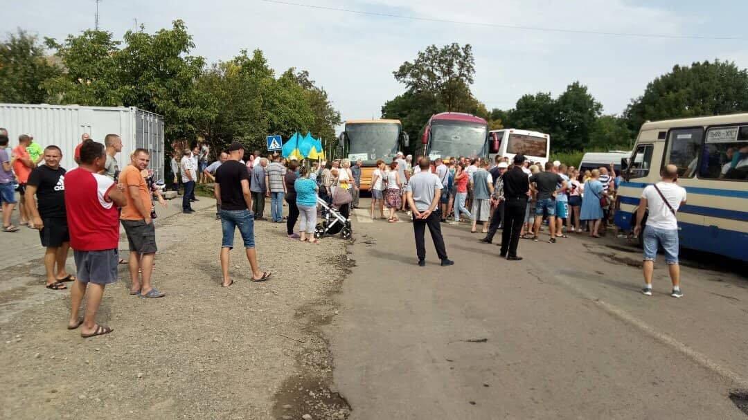 Фото: патрульна поліція Івано-Франківської області