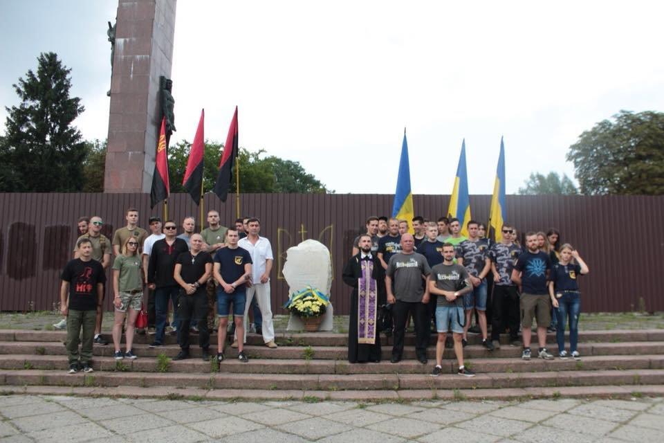 Фото: Національний корпус Львівщини, Фейсбук