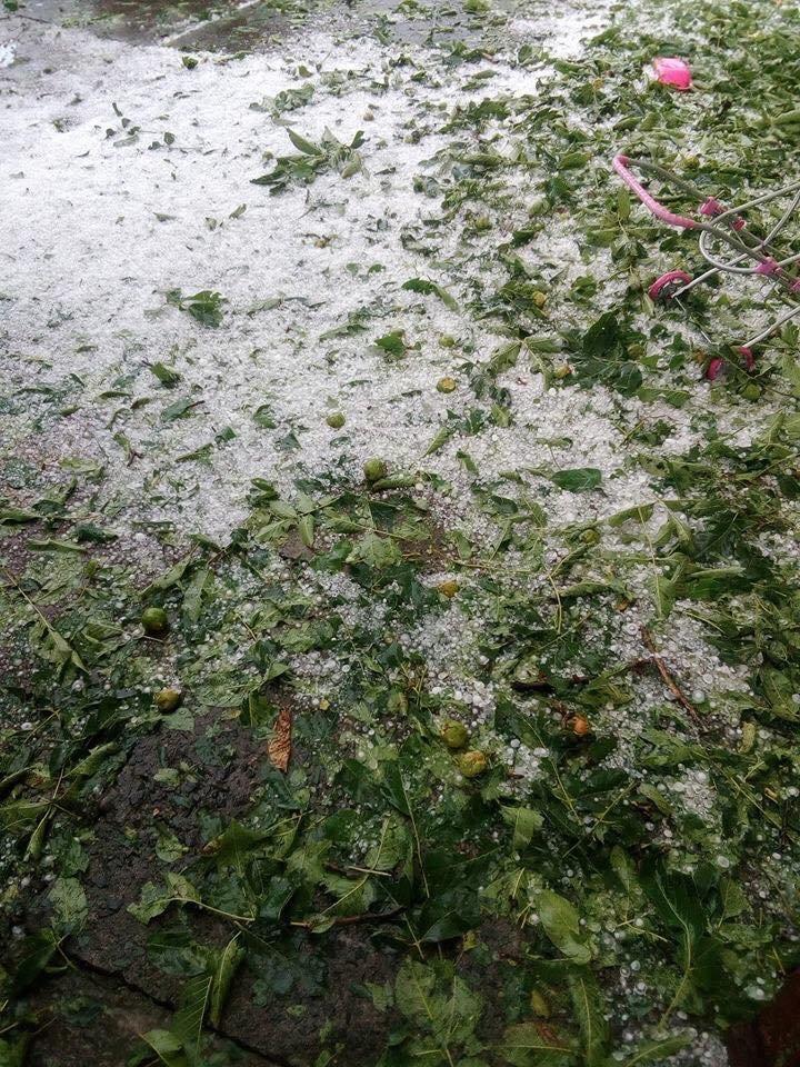 У Львові масштабна злива зупинила рух транспорту й затопила вулиці, - ФОТО, фото-37