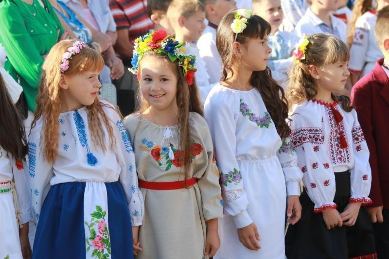 У Львові у перший клас пішла рекордна кількість першачків за останні 10 років, фото-1