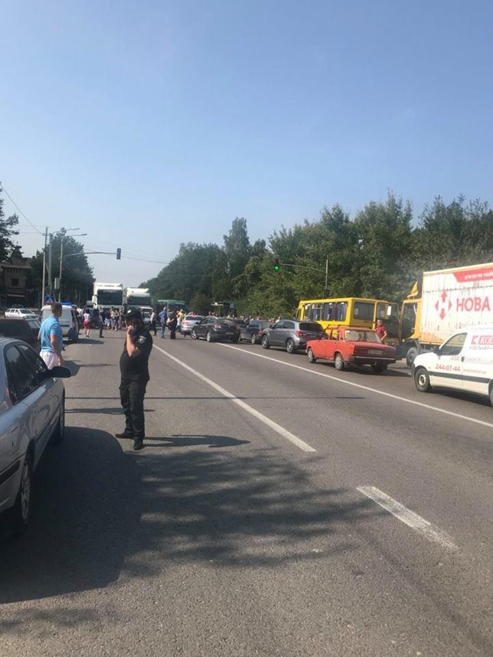 Фото: прес-служби патрульної поліції Львівської областіі