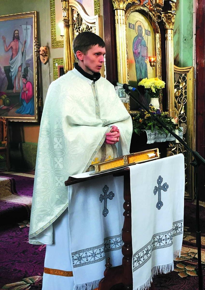 Потерпілий священик, фото - Високий Замок