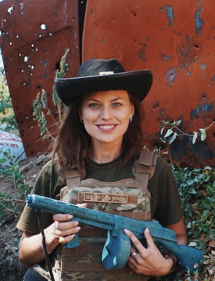 Поліна Кравченко - про жінок у ЗСУ, військову кар'єру та фронтові історії, фото-1