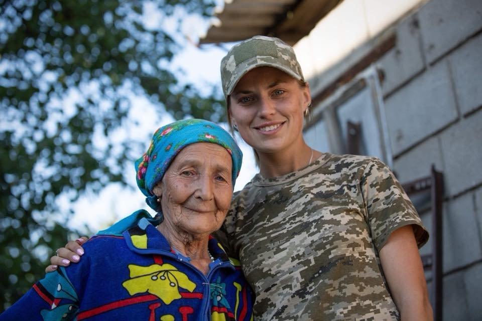 Поліна Кравченко - про жінок у ЗСУ, військову кар'єру та фронтові історії, фото-8