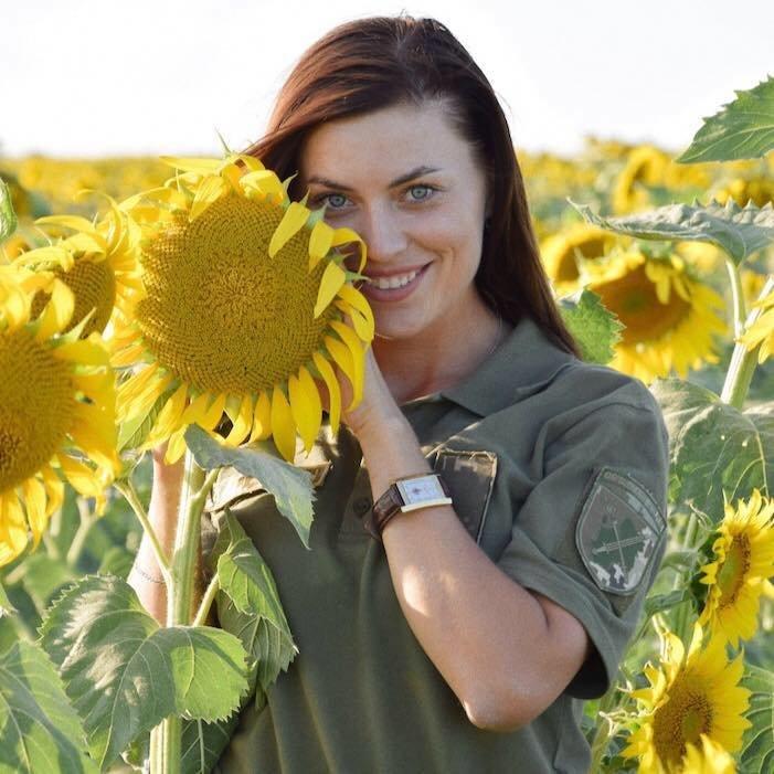 Поліна Кравченко - про жінок у ЗСУ, військову кар'єру та фронтові історії, фото-2