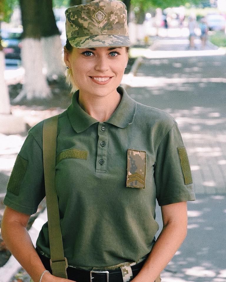 Поліна Кравченко - про жінок у ЗСУ, військову кар'єру та фронтові історії, фото-6