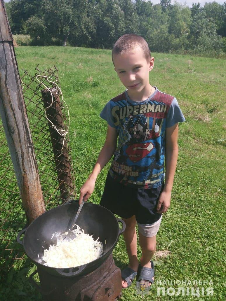 На Львівщині шукають зниклого 11-річного хлопчика, - ФОТО, фото-1