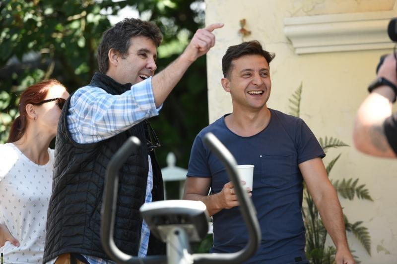 У Львові тривають зйомки нової комедії від студії «Квартал 95», фото-1, Фото: ЛМР та Західний аргумент/Facebook.com
