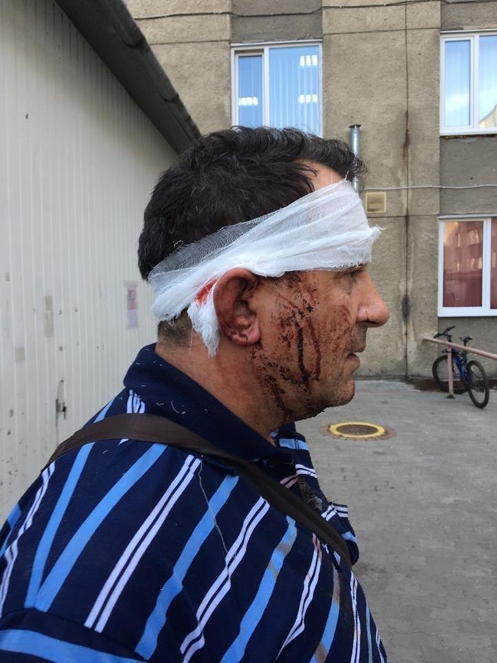 Самосуд над водієм львівської маршрутки: що відомо про ситуацію, - ФОТО, фото-4