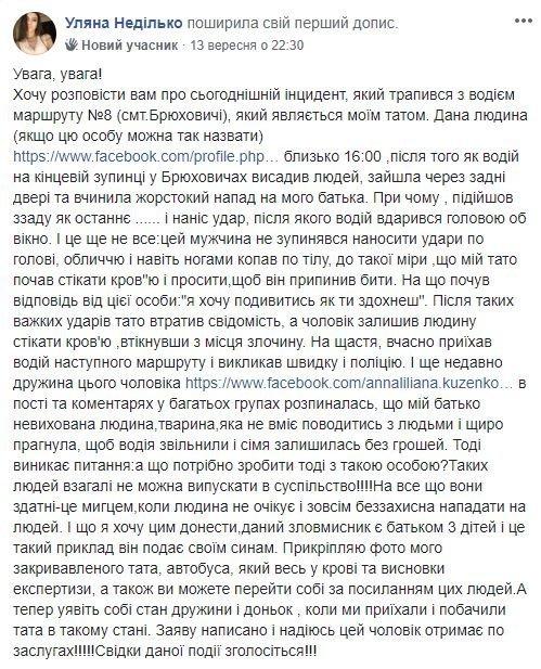 Самосуд над водієм львівської маршрутки: що відомо про ситуацію, - ФОТО, фото-1