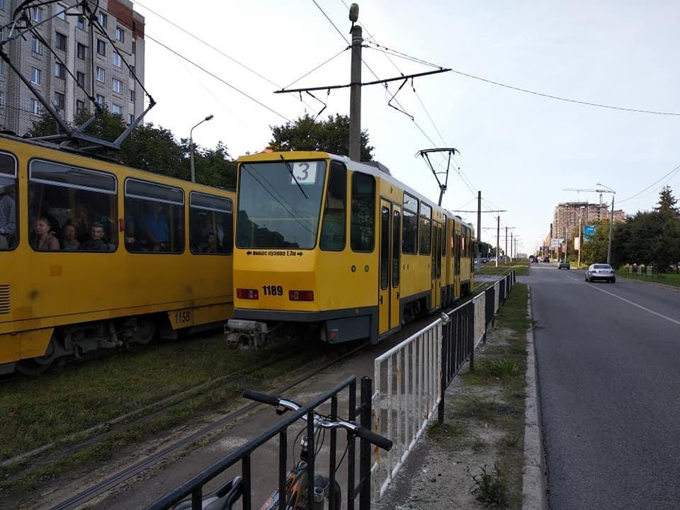 У Львові почав курсувати перший вживаний берлінський трамвай, - ФОТО, фото-1, Фото: Андрій Білий/Facebook.com