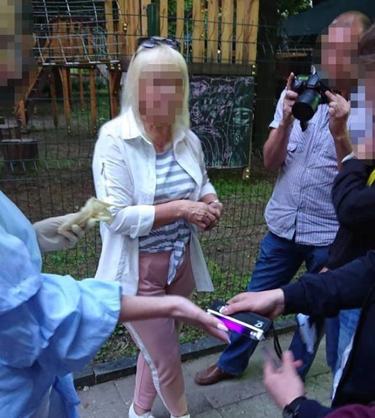 Працівниця Центру надання послуг учасникам бойових дій, яку у травні затримали на хабарі, заплатить штраф, фото-1