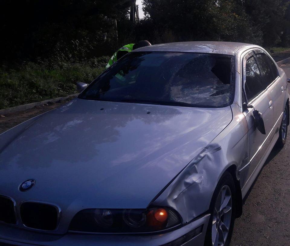 На Львівщині BMW збив на смерть 26-річного пішохода, який вибіг на дорогу, фото-1