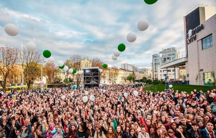 Через концерт біля ТРЦ «Forum Lviv» тимчасово перекриють вулицю Куліша, фото-1