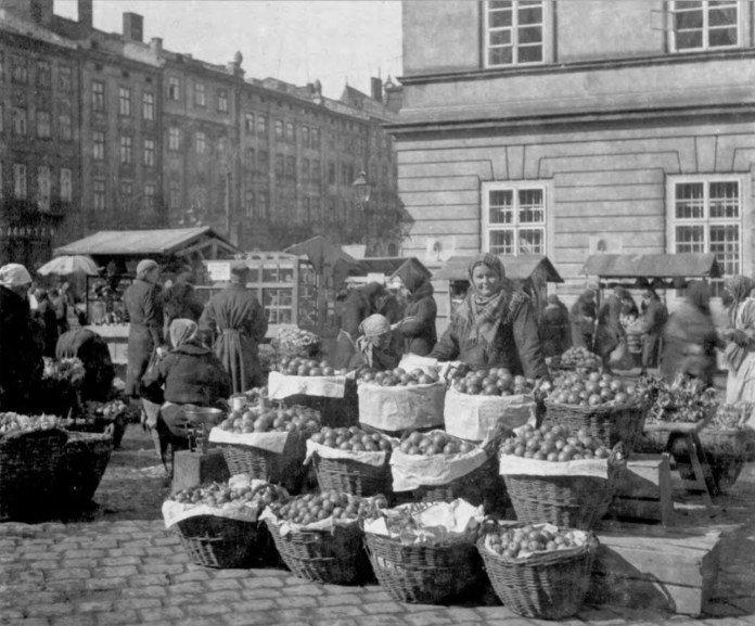 Ринки Львова: історія львівських базарів у фото, фото-1