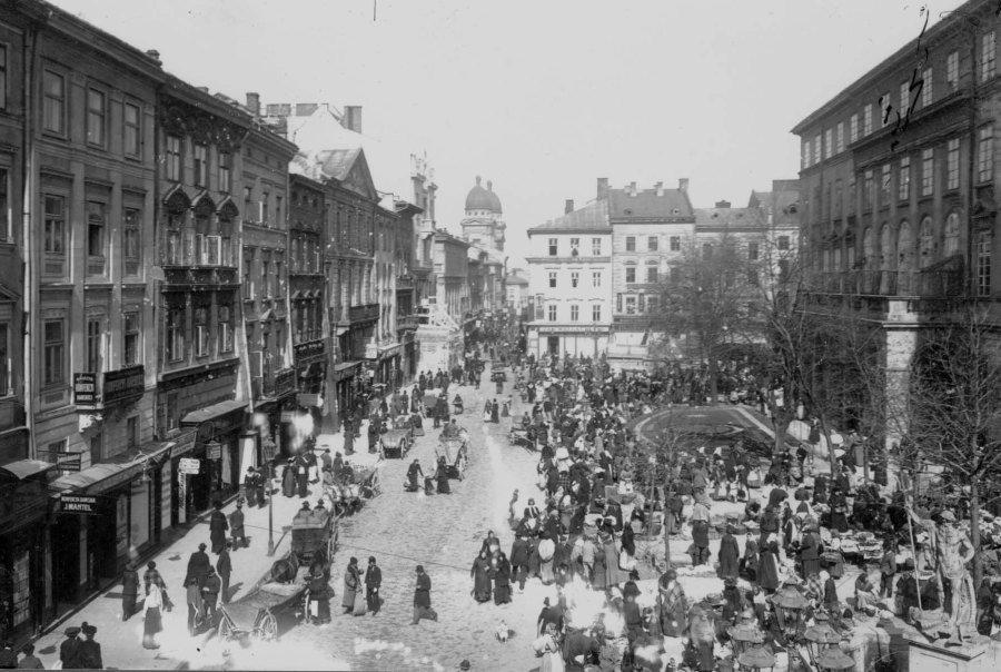 Ринки Львова: історія львівських базарів у фото, фото-2