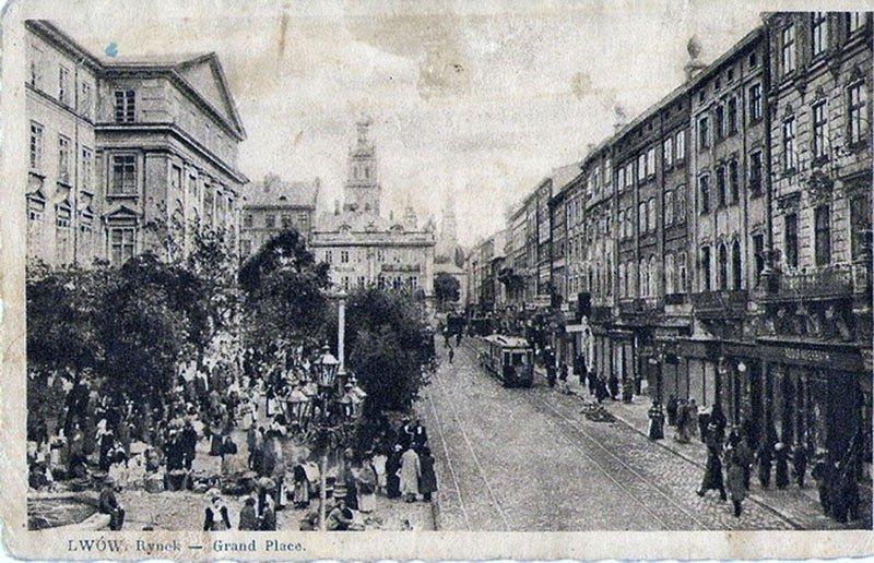Ринки Львова: історія львівських базарів у фото, фото-3