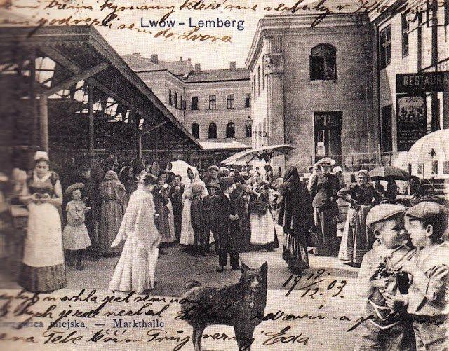 Ринки Львова: історія львівських базарів у фото, фото-4
