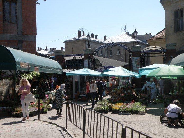 Ринки Львова: історія львівських базарів у фото, фото-5