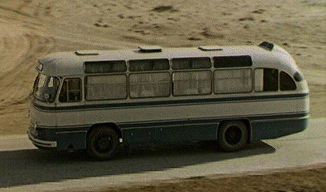 Фотографії старого Львова: ТОП-10 світлин автобусів львівського виробництва, фото-1