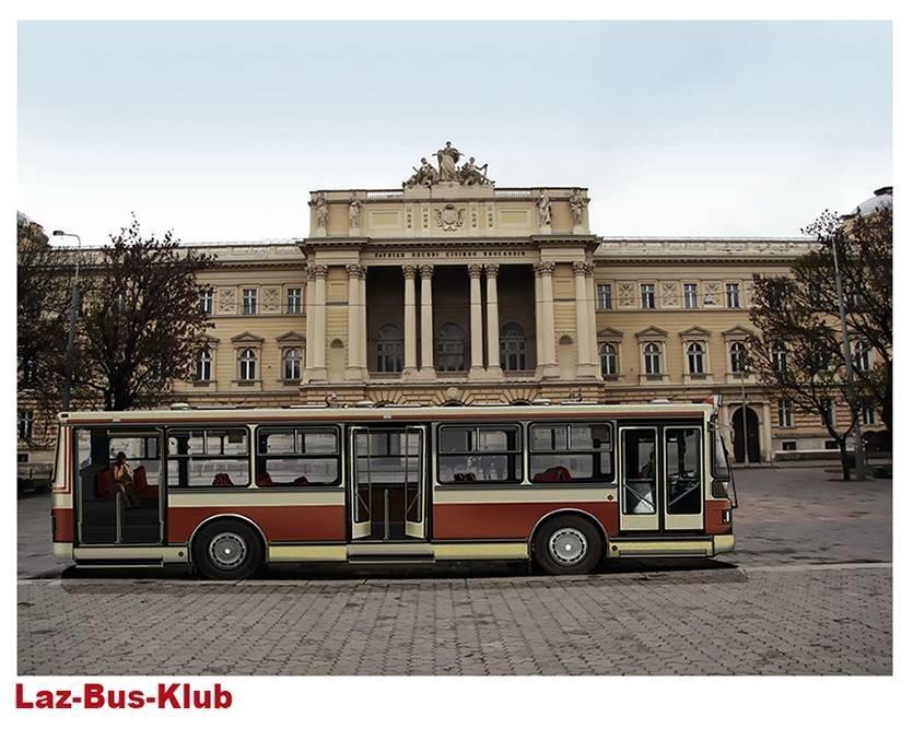 Фотографії старого Львова: ТОП-10 світлин автобусів львівського виробництва, фото-13