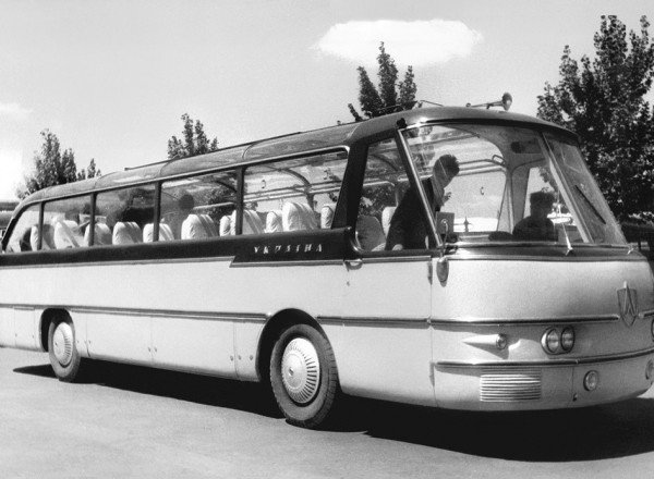 Фотографії старого Львова: ТОП-10 світлин автобусів львівського виробництва, фото-8
