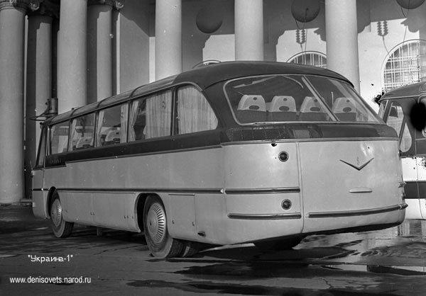 Фотографії старого Львова: ТОП-10 світлин автобусів львівського виробництва, фото-7