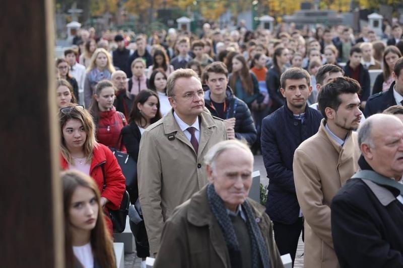 У Львові пішою ходою вшанували 100-річчя утворення ЗУНР, - ФОТО, фото-4, Фото: ЛМР