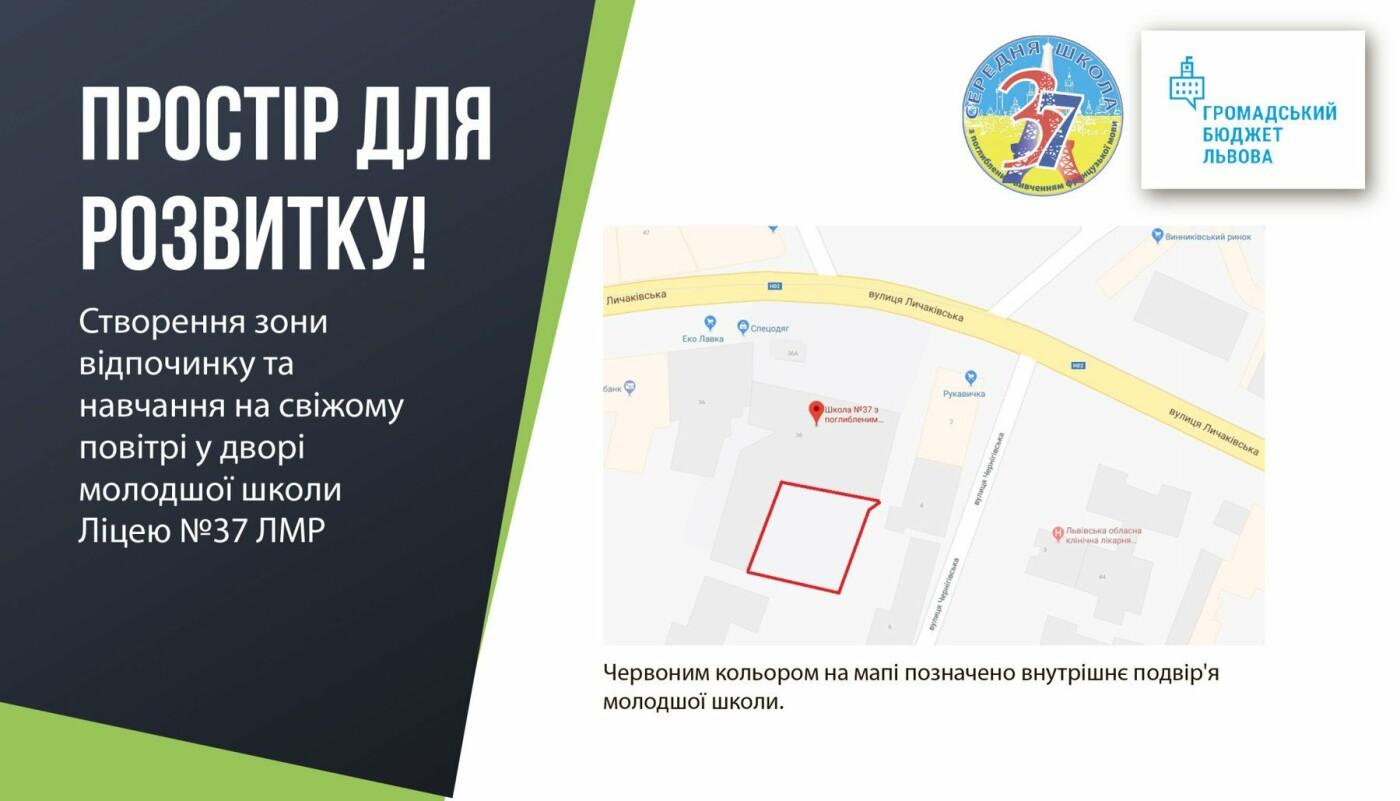 Плавальний спортзал і школа єдиноборств: 7 проектів Громадського бюджету, які хочуть реалізувати у Личаківському районі, фото-10