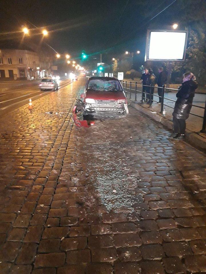Фото: прес-служба патрульної поліції Львівської області