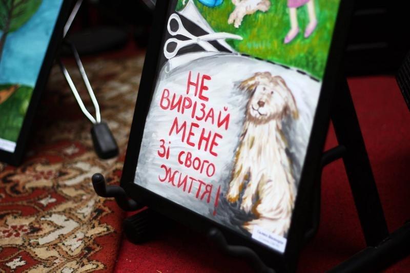 Львівські школярі допомагають зібрати гроші на банк крові для собак, фото-2