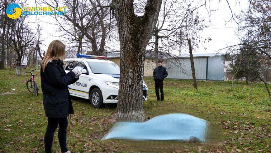 На Львівщині, впавши з дерева, трагічно загинув 58-річний чоловік, фото-1