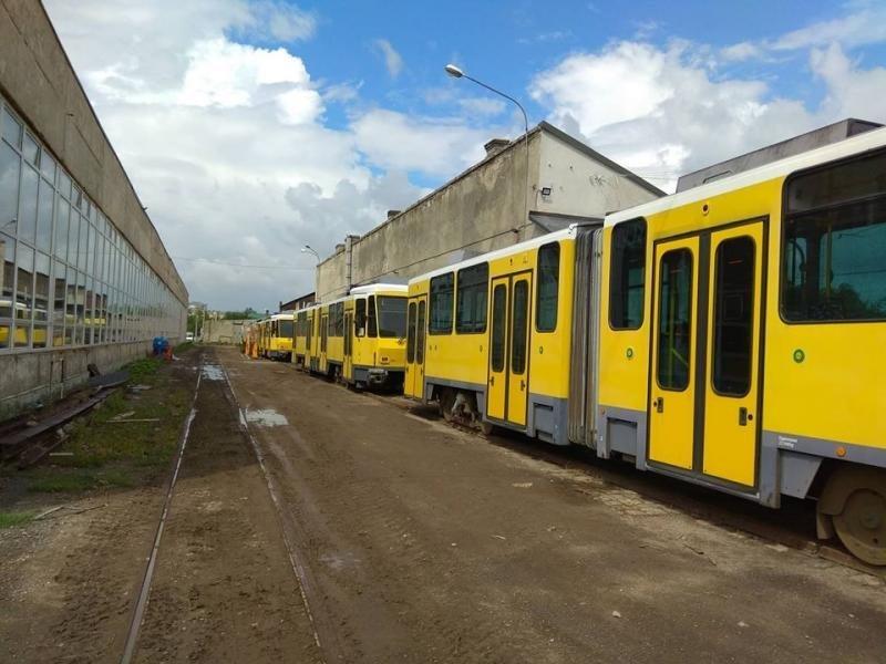 Усі 30 трамваїв з Берліна прибули до Львова, фото-1