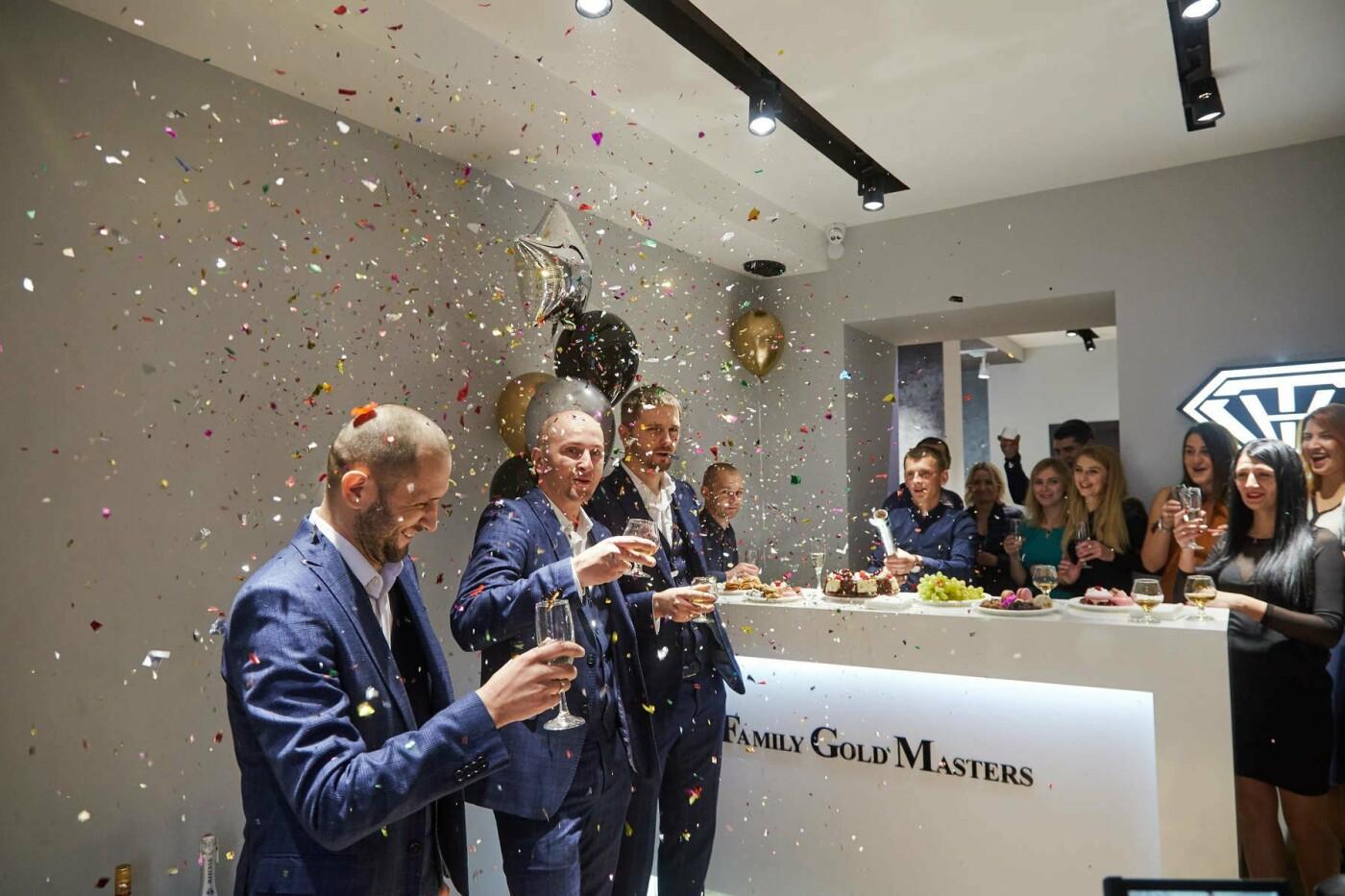 Ювелірна компанія Братів ювелірів Family Gold Masters відкрила у Львові власний шоу-рум. Завітай просто зараз, фото-6