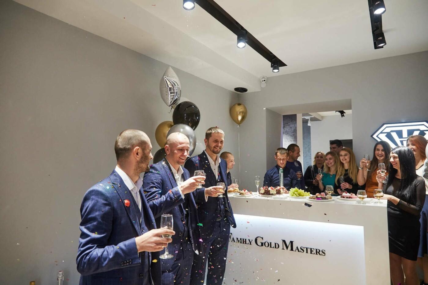 Ювелірна компанія Братів ювелірів Family Gold Masters відкрила у Львові власний шоу-рум. Завітай просто зараз, фото-8